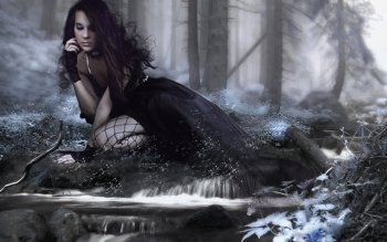 Fantasy - Women Wallpapers and Backgrounds ID : 502324