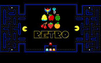 Video Game - Pac-man Wallpapers and Backgrounds ID : 503124