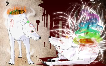Video Game - Okami Wallpapers and Backgrounds ID : 503636