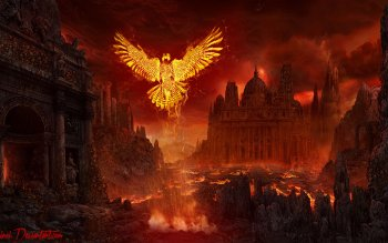 Fantasy - Phoenix Wallpapers and Backgrounds ID : 503705