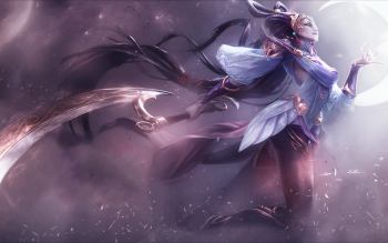 Gry Wideo - League Of Legends Wallpapers and Backgrounds ID : 504253