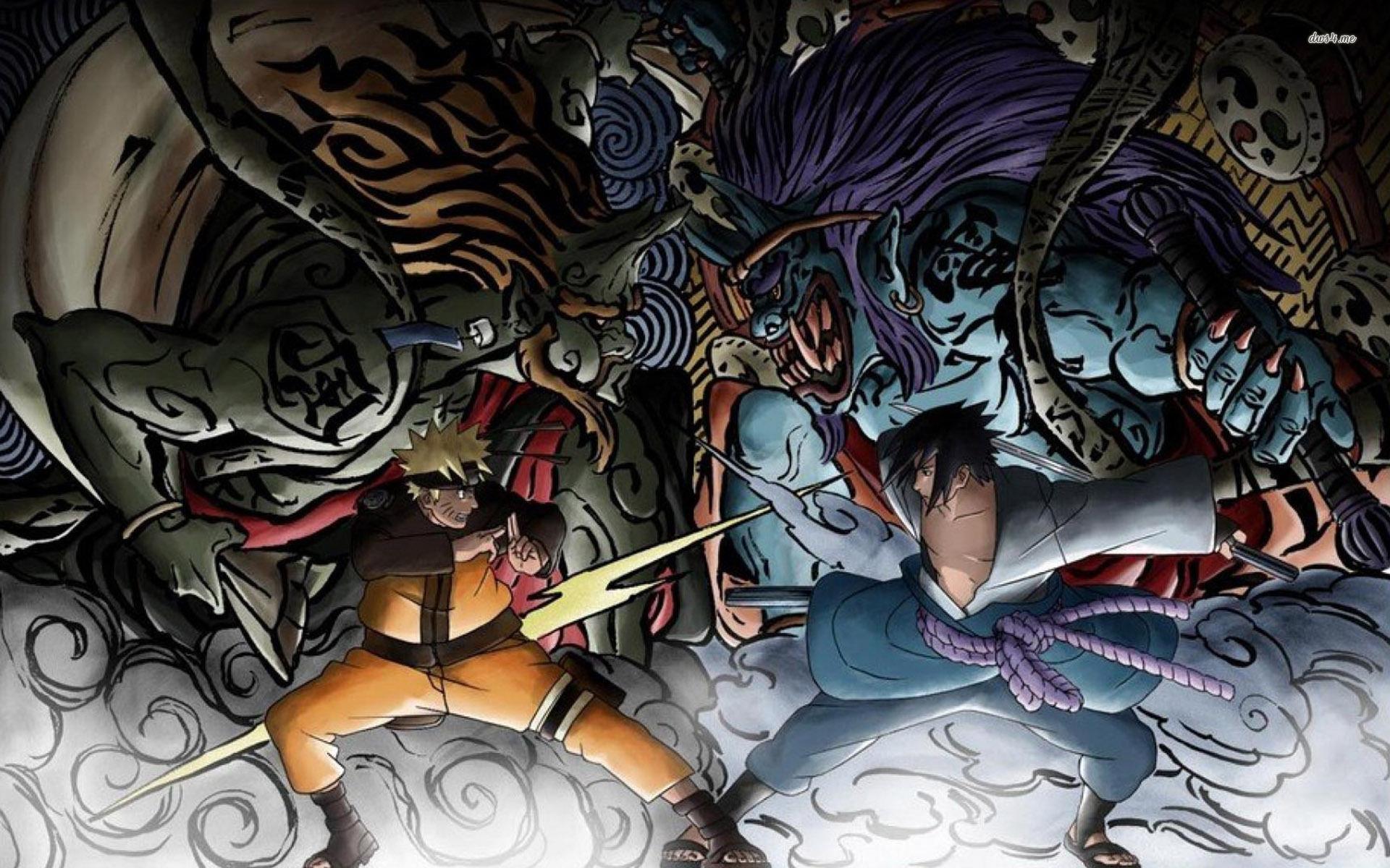 Naruto Hd Wallpaper Background Image 1920x1200 Id 505022