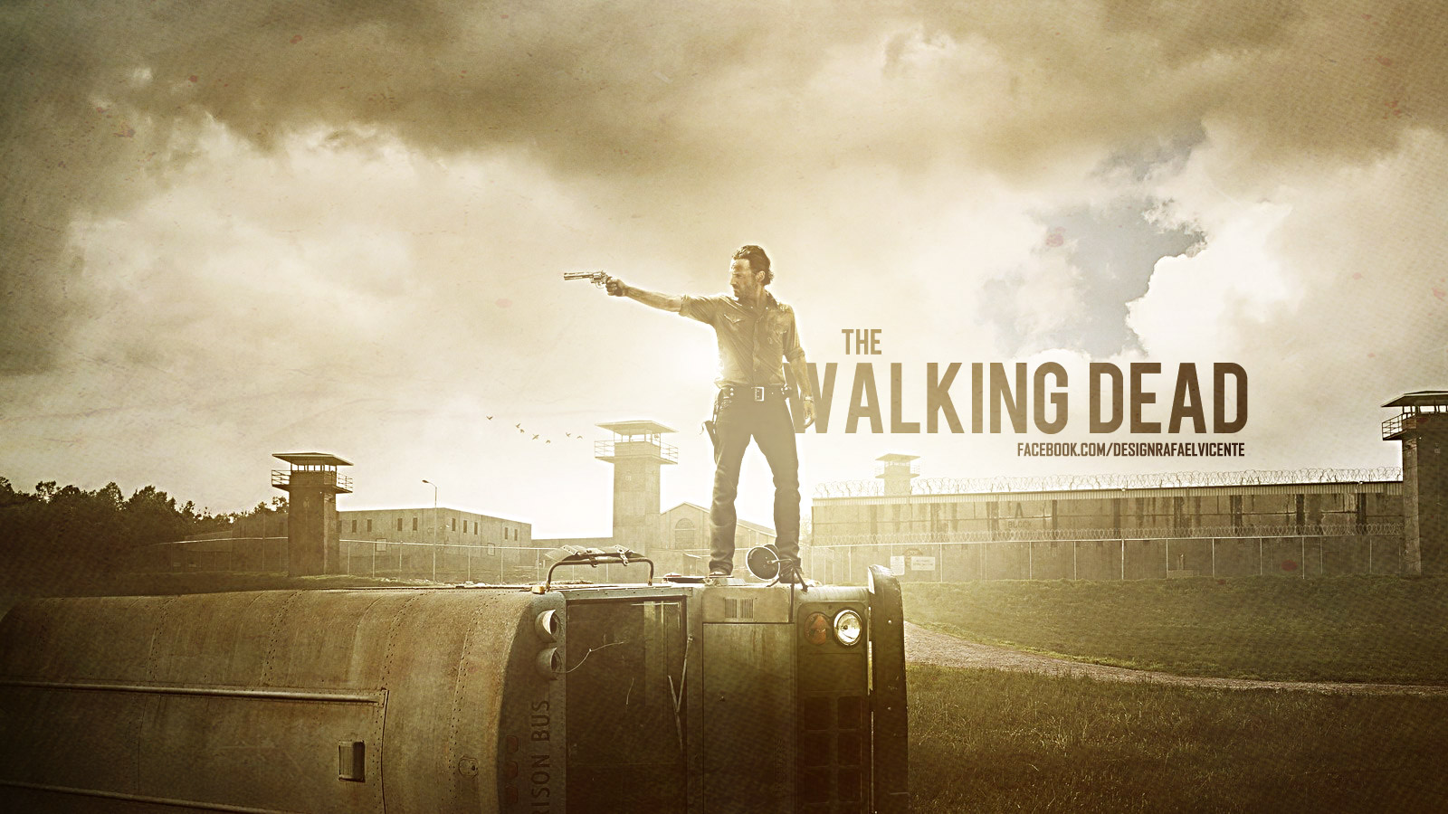 walking dead wallpaper and background 1600x900 id505186