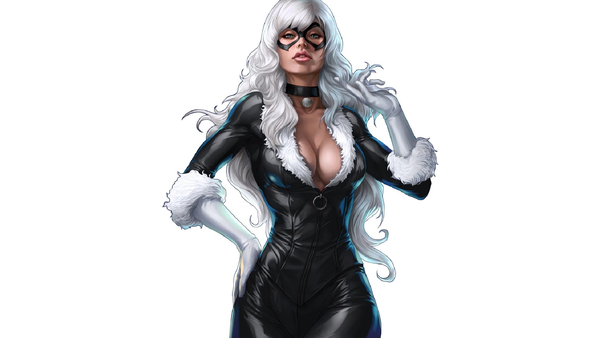 Black Cat Full HD Wallpaper and Background | 1920x1080 ...