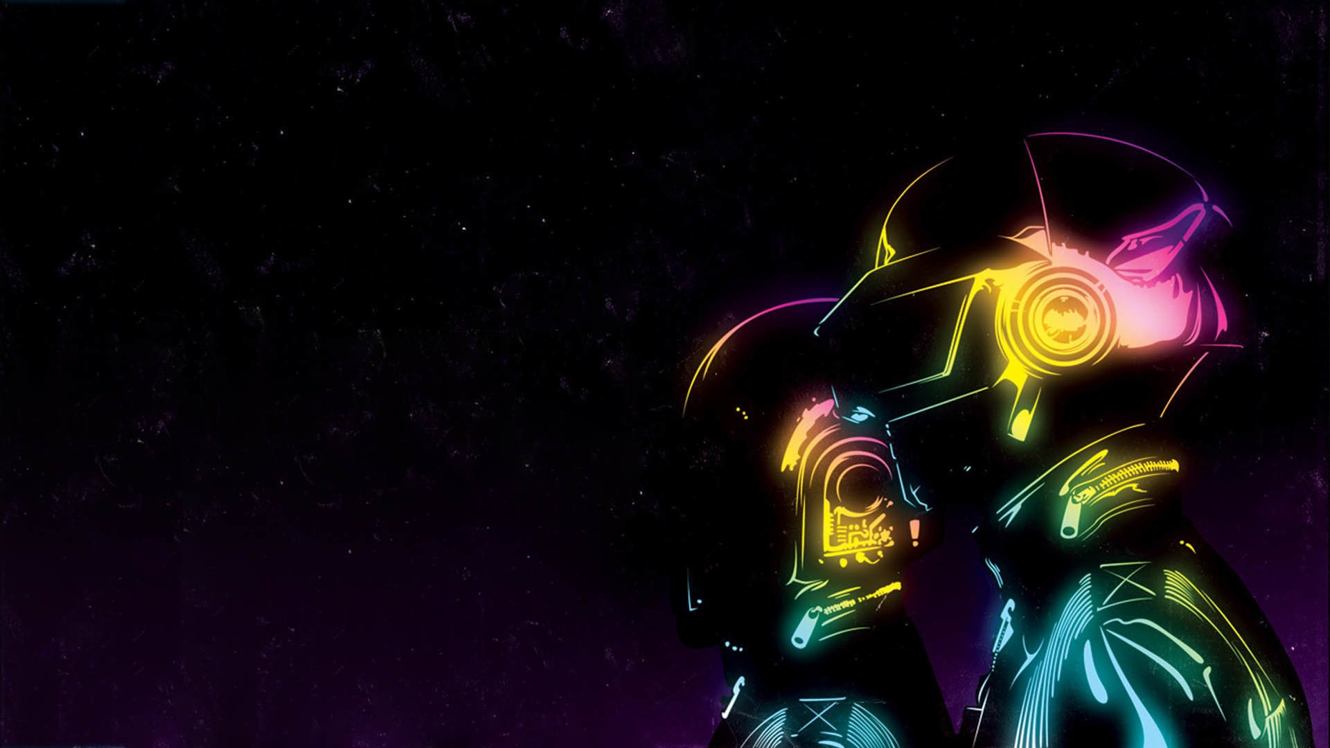 Daft Punk HD Wallpaper | Background Image | 1920x1080 | ID ...
