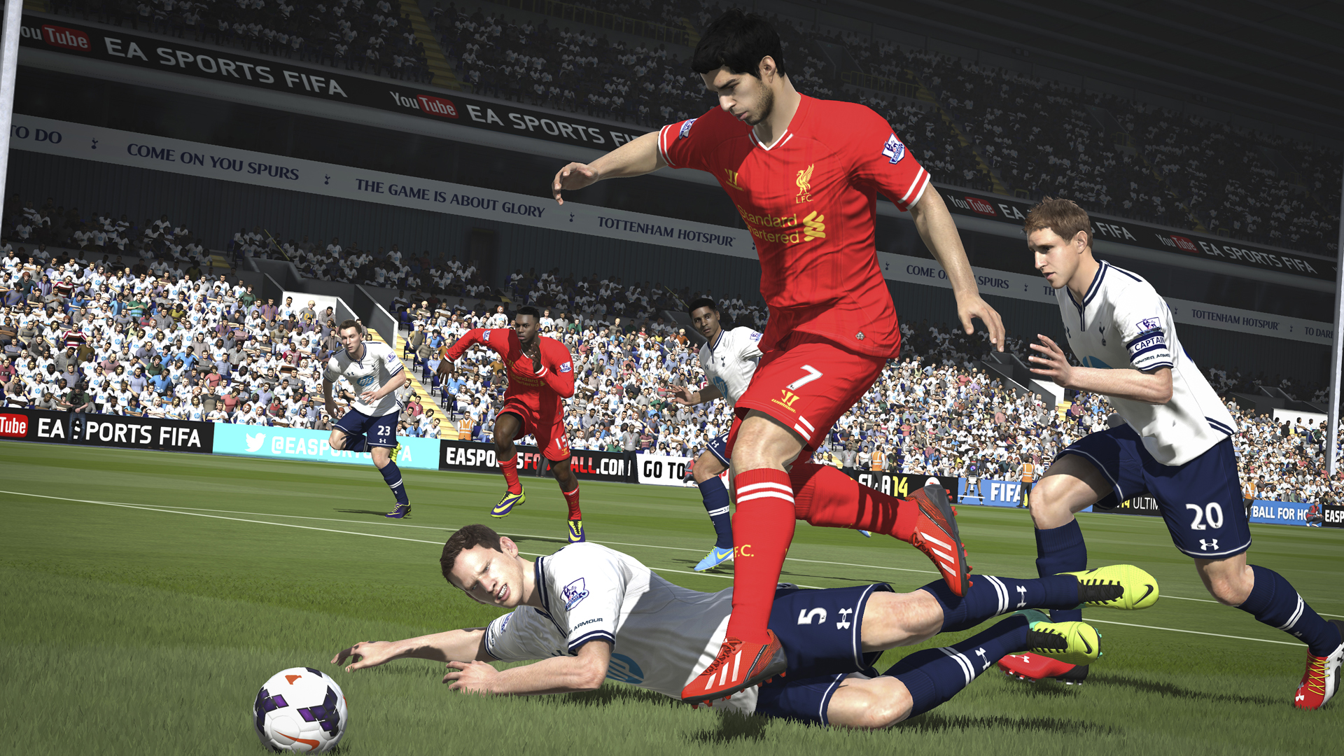 Fifa 14 full hd wallpaper and background image 1920x1080 id507705 video game fifa 14 wallpaper voltagebd Image collections