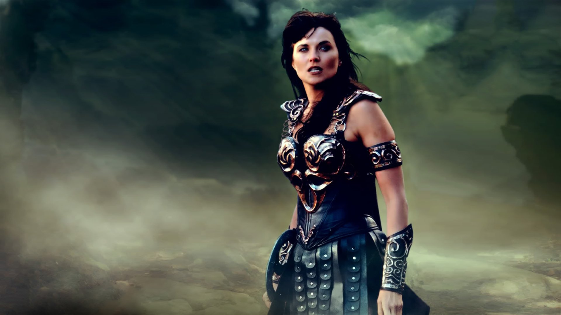 Xena: Warrior Princess Full HD Wallpaper and Background ...