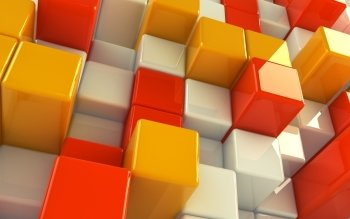 CGI - Cubes Wallpapers and Backgrounds ID : 507099