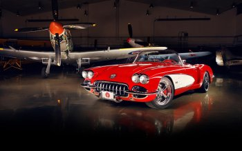 Vehicles - Chevrolet Corvette Wallpapers and Backgrounds ID : 507758