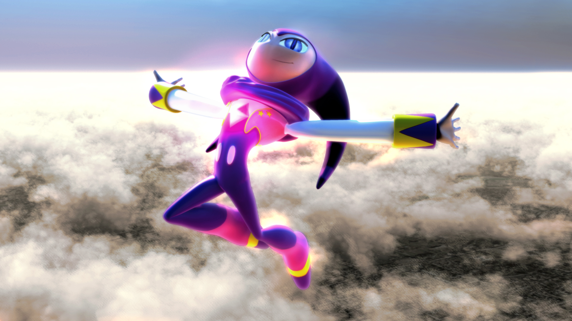 3 NiGHTS into Dreams HD Wallpapers | Backgrounds