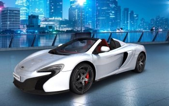 Vehicles - 2015 Mclaren 650s Spider Wallpapers and Backgrounds ID : 508084