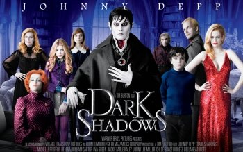 Movie - Dark Shadows Wallpapers and Backgrounds ID : 508191