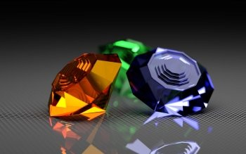 CGI - Diamonds Wallpapers and Backgrounds ID : 508427