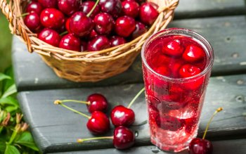 Food - Cherry Wallpapers and Backgrounds ID : 508554