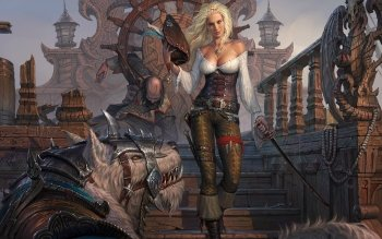 Fantasy - Pirate Wallpapers and Backgrounds ID : 508610