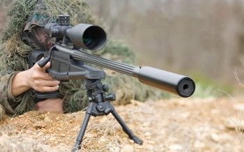Weapons - Sniper Rifle Wallpapers and Backgrounds ID : 508621