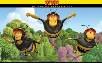 Movie - Bee Movie Wallpapers and Backgrounds ID : 508630