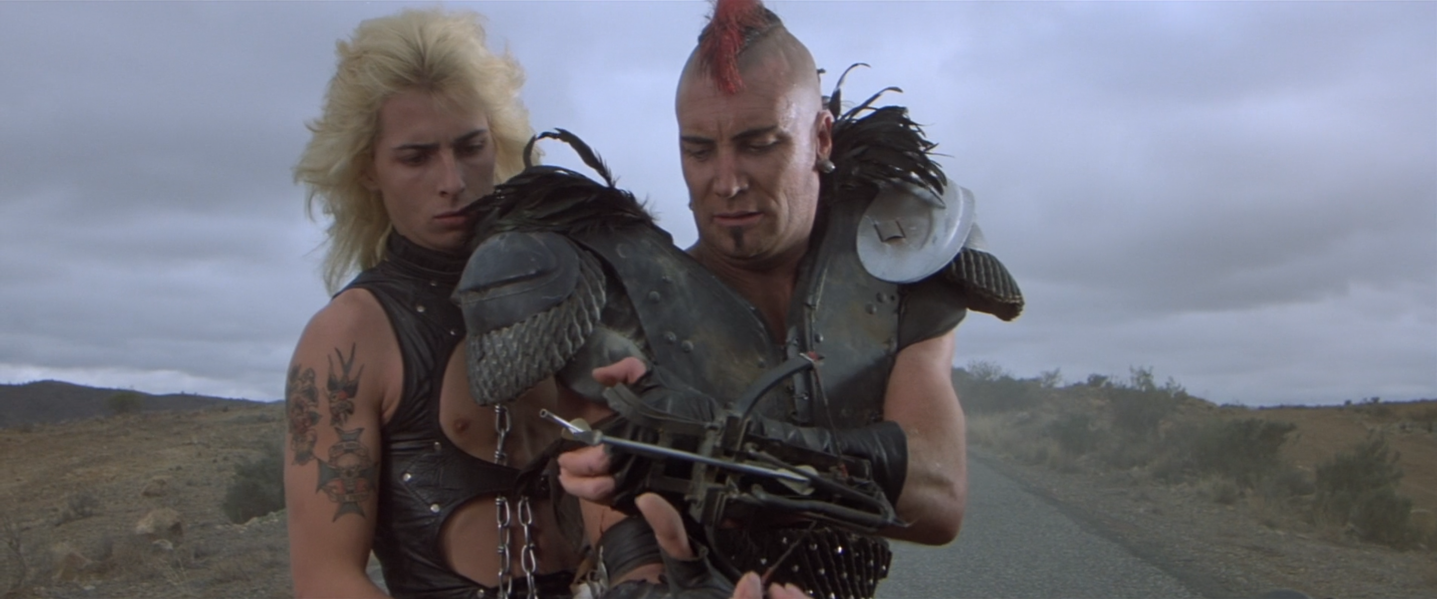 Mad Max 2 The Road Warrior Hd Wallpaper Background