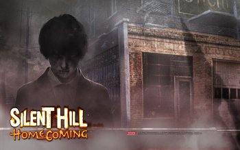 Video Game - Silent Hill: Homecoming Wallpapers and Backgrounds ID : 509589