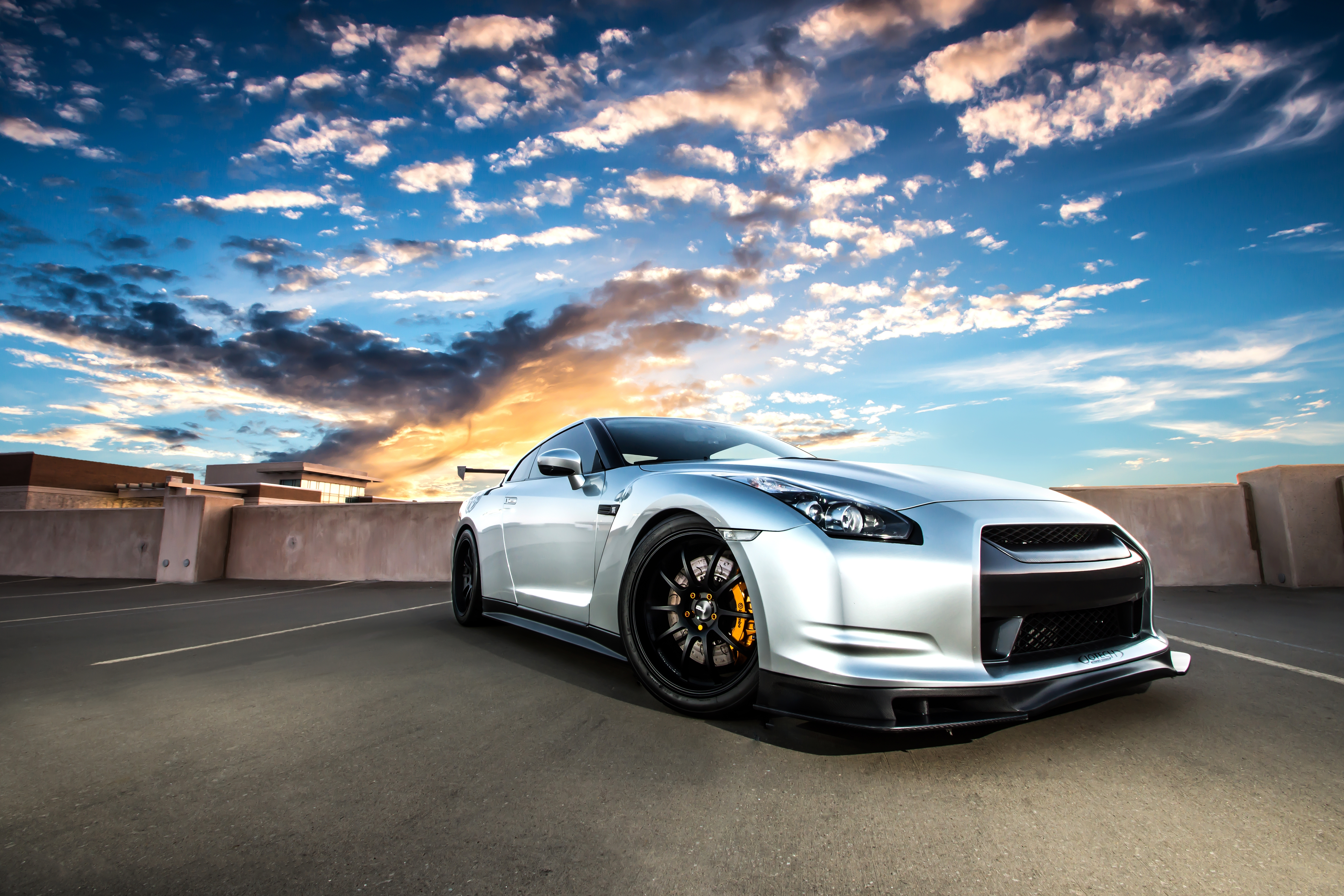 195 Nissan Gt R Hd Wallpapers Background Images Wallpaper Abyss