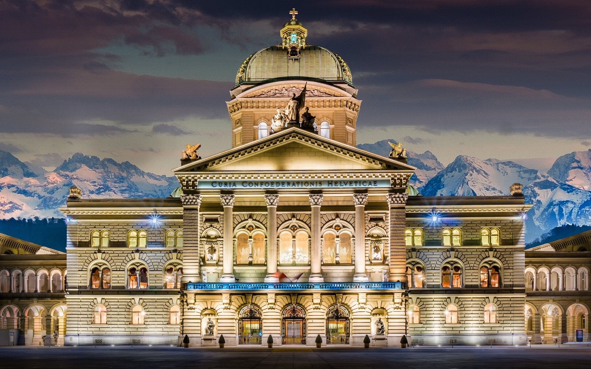 10+ Swiss Parliament Building HD Wallpapers | Background Images