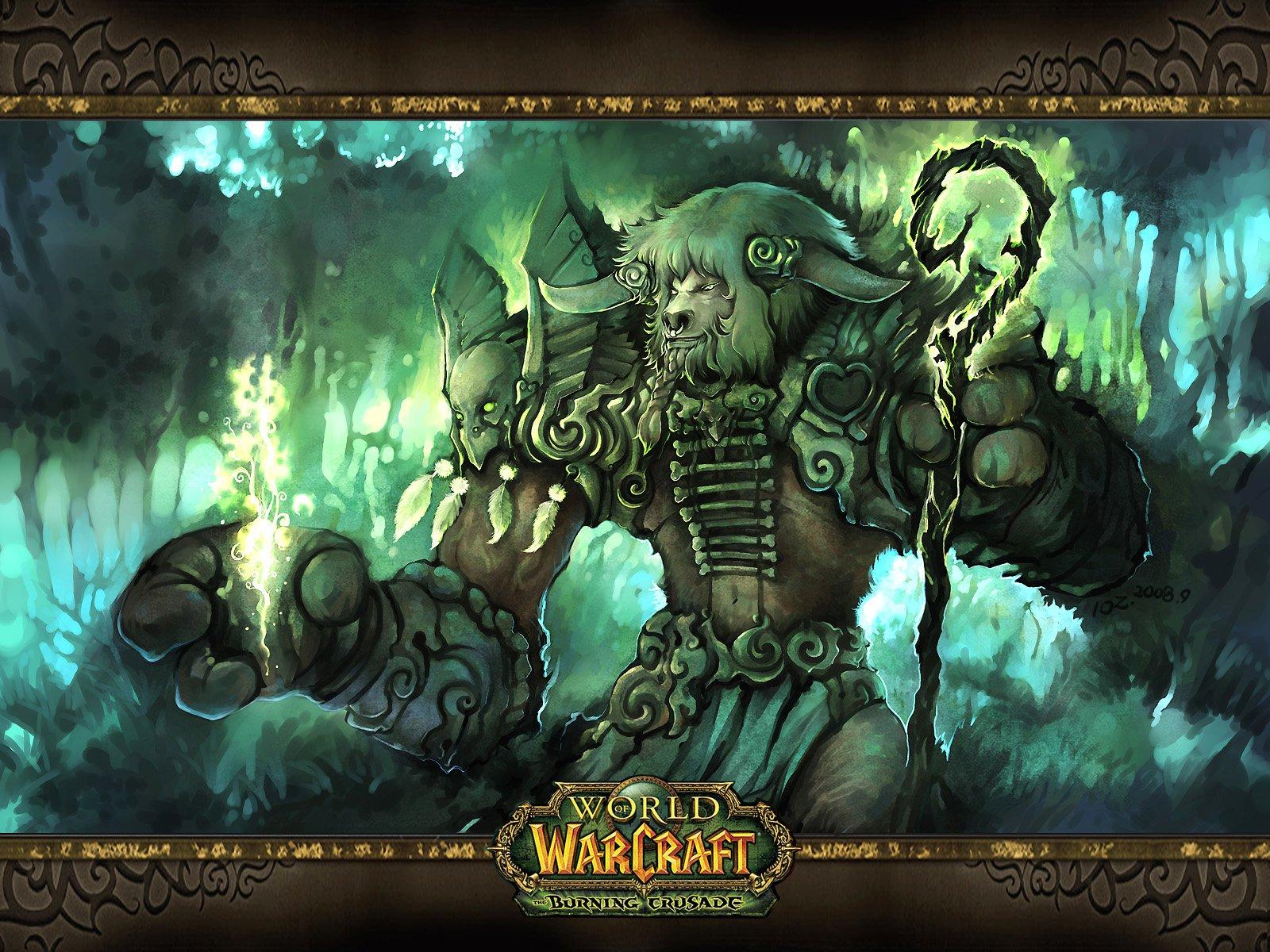 World Of Warcraft The Burning Crusade Fondo De Pantalla And