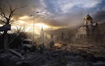 Sci Fi - Post Apocalyptic Wallpapers and Backgrounds ID : 510252
