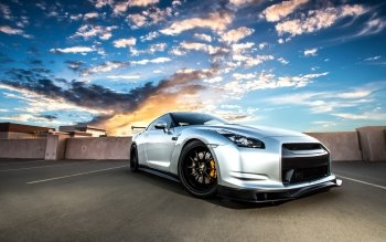 Vehicles - Nissan GT-R Wallpapers and Backgrounds ID : 510795