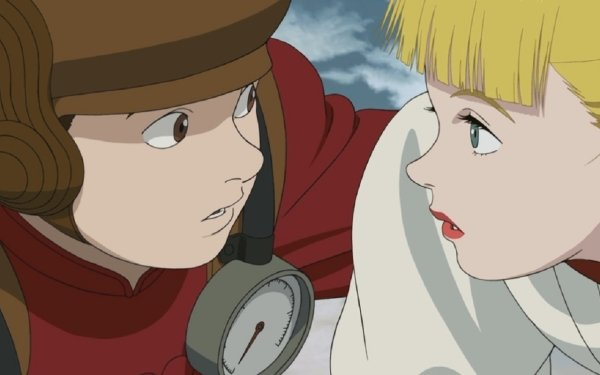 Anime Steamboy HD Wallpaper   Background Image