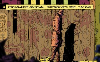 Comics - Watchmen Wallpapers and Backgrounds ID : 511362