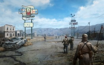 Video Game - Fallout: New Vegas Wallpapers and Backgrounds ID : 511430