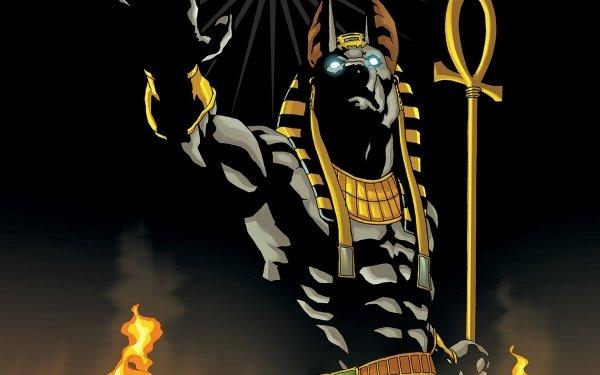 Comics God Is Dead Anubis HD Wallpaper | Background Image