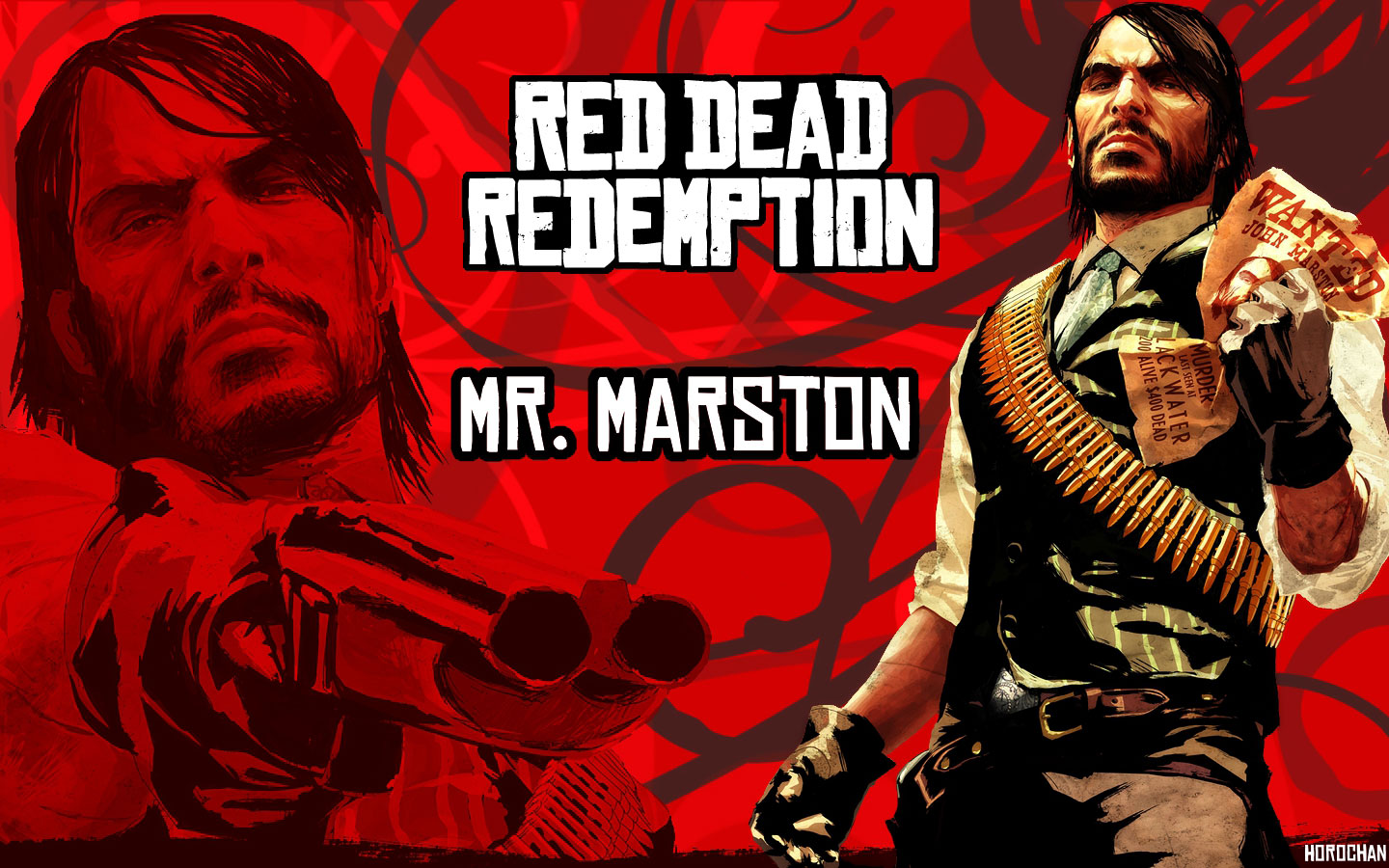 Red Dead Redemption Wallpaper And Background Image 1440x900 Id