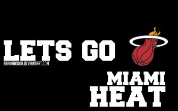 Miami Heat Sport Wallpaper