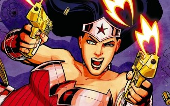 Comics - Wonder Woman Wallpapers and Backgrounds ID : 512742