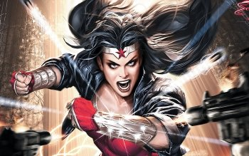 Comics - Wonder Woman Wallpapers and Backgrounds ID : 512756