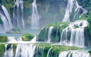 Earth - Waterfall Wallpapers and Backgrounds ID : 512924