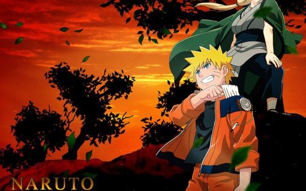 Anime Naruto Naruto Uzumaki Tsunade Fondo de pantalla HD | Fondo de Escritorio
