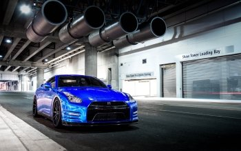 Vehicles - Nissan GT-R Wallpapers and Backgrounds ID : 513028