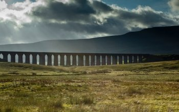 Man Made - Ribblehead Viaduct Wallpapers and Backgrounds ID : 513225