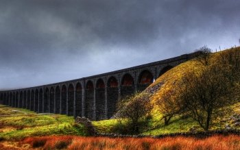 Man Made - Ribblehead Viaduct Wallpapers and Backgrounds ID : 513238