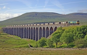 Man Made - Ribblehead Viaduct Wallpapers and Backgrounds ID : 513240