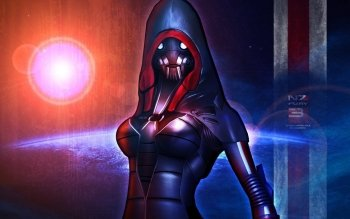 Video Game - Mass Effect Wallpapers and Backgrounds ID : 513417