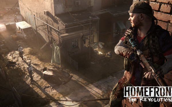 Video Game Homefront: The Revolution HD Wallpaper   Background Image