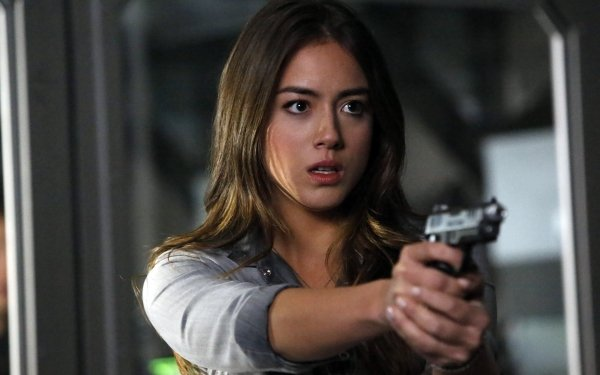 TV Show Marvel's Agents of S.H.I.E.L.D. Daisy Johnson Chloe Bennet HD Wallpaper | Background Image