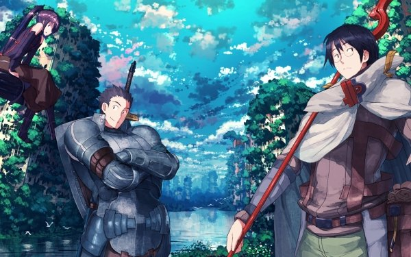 Anime Log Horizon Akatsuki Shiroe Naotsugu Fondo de pantalla HD | Fondo de Escritorio