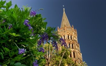 Religious - Basilica Of St. Sernin, Toulouse Wallpapers and Backgrounds ID : 515222