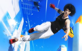 Video Game - Mirror's Edge Wallpapers and Backgrounds ID : 515335