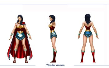 Comics - Wonder Woman Wallpapers and Backgrounds ID : 515451