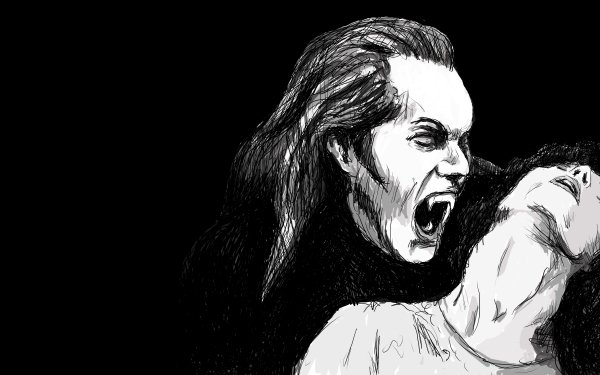 Dark Vampire HD Wallpaper | Background Image